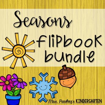 Seasons Flipbook Bundle