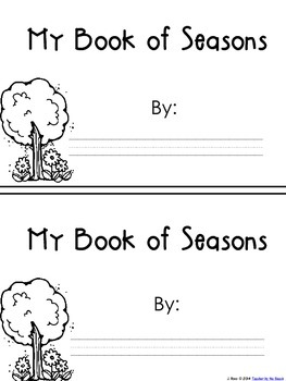 Seasons Freebie