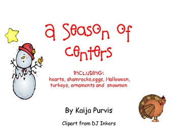 Seasons Full of Centers