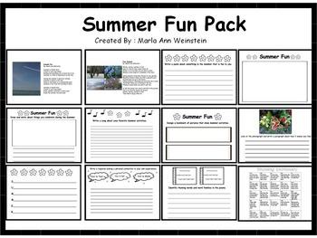 Seasons Fun Packs Bundle