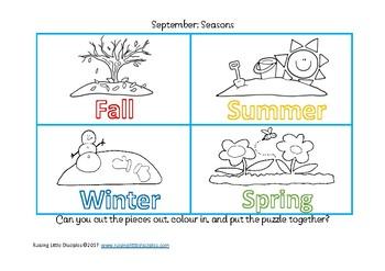 Seasons - God Made The Seasons
