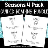 Seasons Emergent Reader Bundle