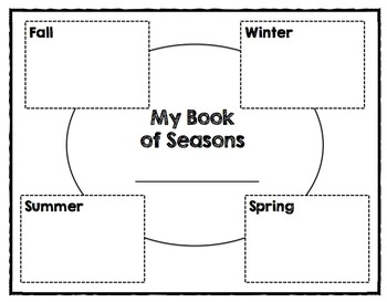Seasons Information Writing