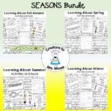 Seasons - Learning About Seasons