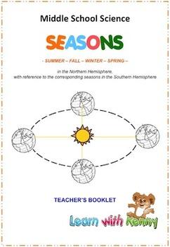 Seasons - MS Science