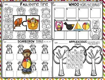 Seasons Math and Literacy {Bundle} CCSS