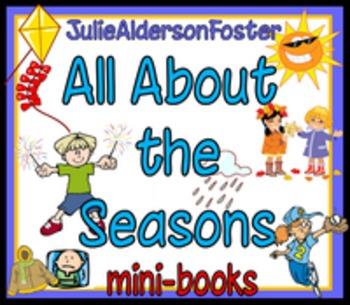 Seasons Mini-Books