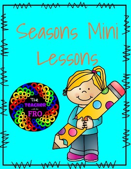 Seasons Mini Lesson