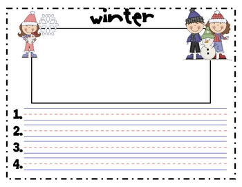Seasons Mini Unit