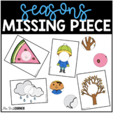 Seasons Missing Pieces Task Box | Task Boxes for Special E
