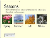 Seasons, Months and What to Wear