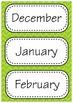 Seasons & Months - bundle pack