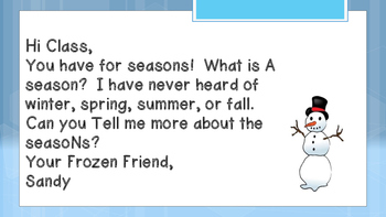 Seasons Morning Message