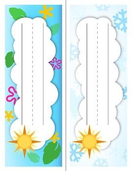 Seasons Name Plates