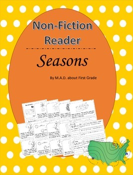 Seasons-Nonfiction Close Reading
