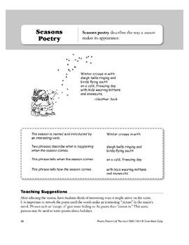 Seasons Poetry