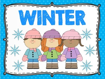 Seasons Posters- Northern Hemisphere