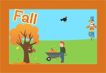 Seasons Posters - Summer, Autumn, Fall, Winter, Spring