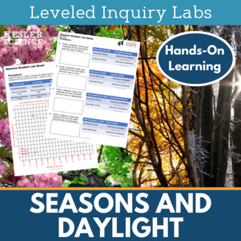 Seasons, Rotation, and Revolution Inquiry Labs