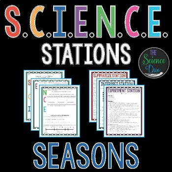 Seasons - S.C.I.E.N.C.E. Stations