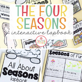 FOUR SEASONS SCIENCE INTERACTIVE LAPBOOK