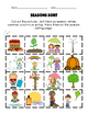 Seasons Sort and Drawing/Writing Activities