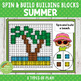 Seasons Spin and Build Building Blocks BUNDLE