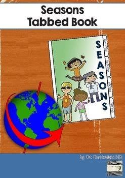 Seasons Tabbed Book