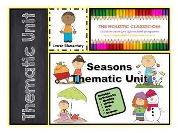 Seasons Thematic Unit Grades 1-2
