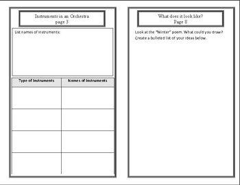 Seasons Unit: Antonio Vivaldi (Week 6) Common Core Weekly Lesson Plan