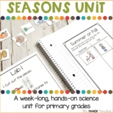 Seasons Unit | Science Centers for Primary Grades