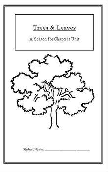 Seasons Unit:Trees & Leaves(Week 3) Common Core Weekly Lesson Plan