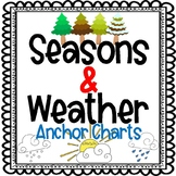 Seasons & Weather Anchor Charts