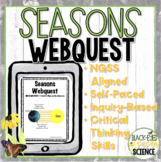 Seasons Webquest (NGSS Aligned) MS-ESS1-1