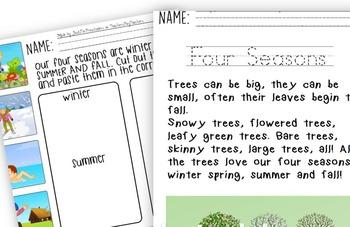 Seasons Workpages