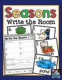 Seasons {Write the Room}
