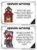 Seasons Writing Prompts Bundle: Opinion, Informative, Narr