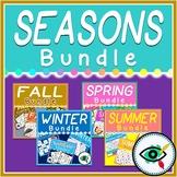 Seasons activities Bundle