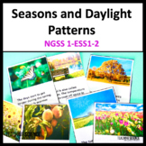Seasons and Daylight Patterns NGSS  1-ESS1-2 and Utah SEEd 1.1.2