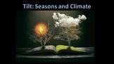 Seasons and Earth's Tilt