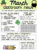 Seasons and Holidays Newsletter Bundle- EDITABLE