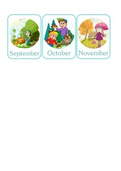 Seasons and Month