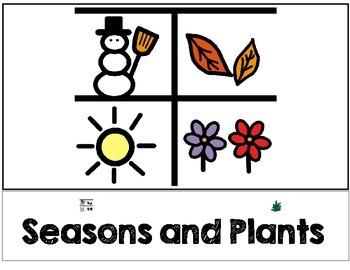Seasons and Plants