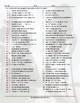 Seasons and Weather Sentence Match Spanish Worksheet