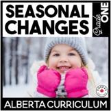 Seasonal Changes   Alberta Curriculum