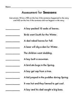 Seasons by Helen Stanley
