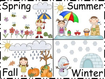 Seasons for the Calendar