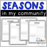 Seasons in my Community