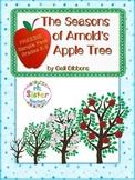Seasons of Arnold's Apple Tree Reading and Writing Unit Freebie