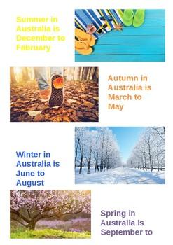 Seasons of Australia